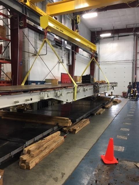 Railcar Structural Testing