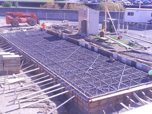 Structural Testing On A 600-Ton Strongfloor